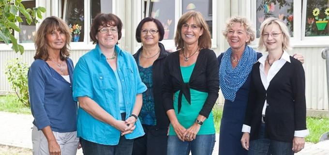 Das Betreuungs-Team der KGS Pingsdorf
